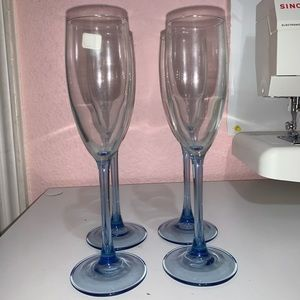 Vintage Luminarc 4pc. Glassware